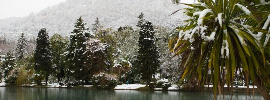 фото путешественников зимой в сочи абхазия приворот