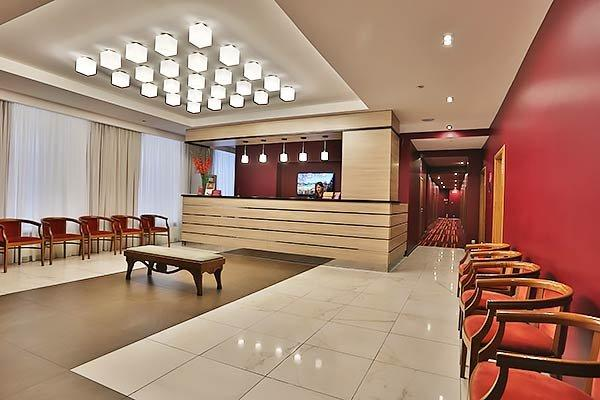 «Best Western Plus Center Hotel» отель